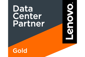 Logo Lenovo Data Center Partner Gold