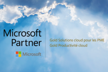 Microsoft Gold Productivité Cloud